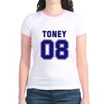 Toney 08 Jr. Ringer T-Shirt