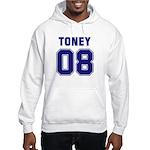 Toney 08 Hooded Sweatshirt