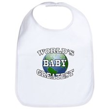 WORLD'S GREATEST BABY Bib