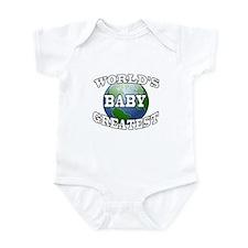 WORLD'S GREATEST BABY Infant Bodysuit
