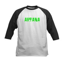 Aryana Faded (Green) Tee