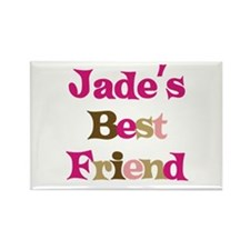 Jade's Best Friend Rectangle Magnet