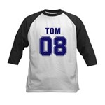 Tom 08 Kids Baseball Jersey