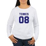 Tomes 08 Women's Long Sleeve T-Shirt