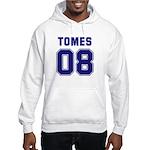 Tomes 08 Hooded Sweatshirt