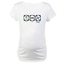 Eat Sleep Molecular Biology Shirt