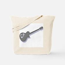 Ei: Guitar stencil Tote Bag