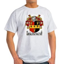 Broderick Coat of Arms T-Shirt
