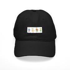 Happy Kids Baseball Hat