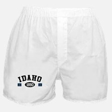 Idaho 1890 Boxer Shorts
