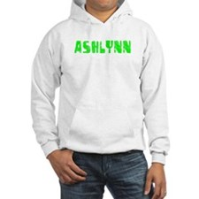 Ashlynn Faded (Green) Hoodie