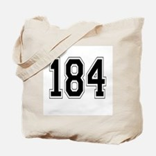 184 Tote Bag
