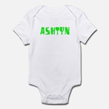 Ashtyn Faded (Green) Infant Bodysuit