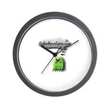 Cute Web page Wall Clock