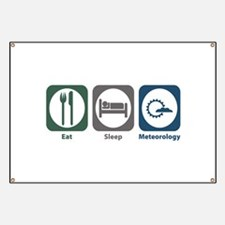 Eat Sleep Meteorology Banner