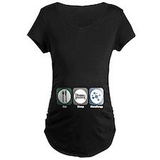 Eat Sleep Metallurgy T-Shirt
