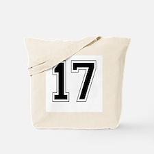 17 Tote Bag