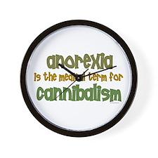 Medical Term 1.1 (Anorexia) Wall Clock