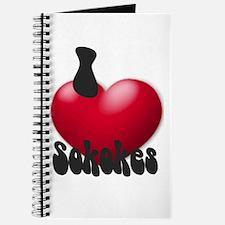 """""""I Love Sokokes!"""" Journal"""
