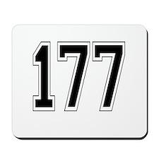 177 Mousepad
