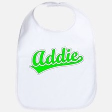 Retro Addie (Green) Bib