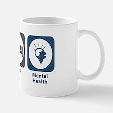 Eat Sleep Mental Health Mug