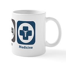 Eat Sleep Medicine Mug