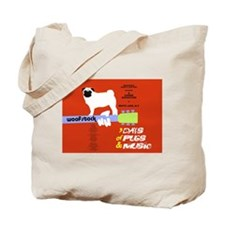 Cute Santana Tote Bag