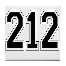 212 Tile Coaster