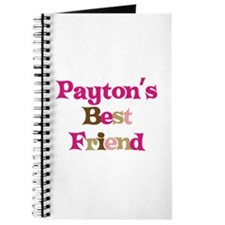 Payton's Best Friend Journal