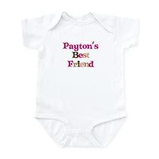 Payton's Best Friend Infant Bodysuit