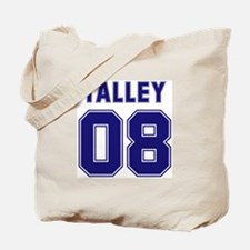 Talley 08 Tote Bag
