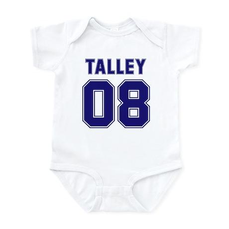 Talley 08 Infant Bodysuit