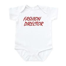 Fashion Director Infant Bodysuit