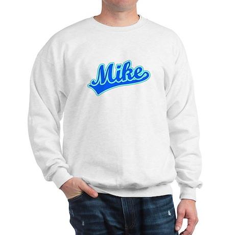 Retro Mike (Blue) Sweatshirt