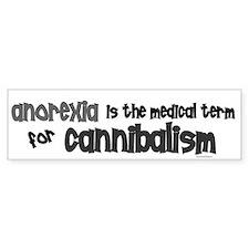 Medical Term 1.5 (Anorexia) Bumper Bumper Stickers