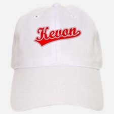 Retro Kevon (Red) Baseball Baseball Cap