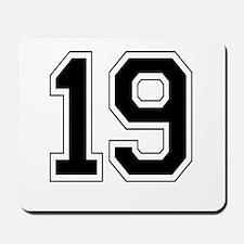 19 Mousepad