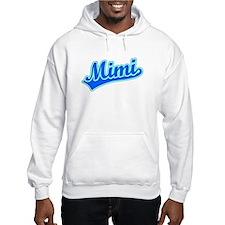 Retro Mimi (Blue) Hoodie