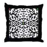 Data-Blocker OUTBreak(in) Throw Pillow