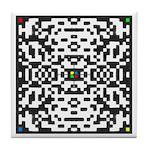 Data-Blocker OUTBreak(in) Tile Coaster