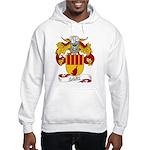 Sanz Family Crest Hooded Sweatshirt