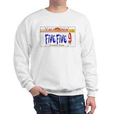 559 LINCENSE PLATE -- T-SHIRT Sweatshirt