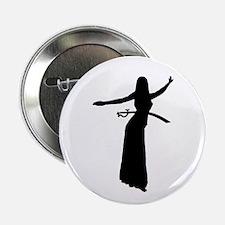 Sword Balance Hip Silhouette Button