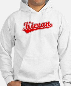 Retro Kieran (Red) Jumper Hoody