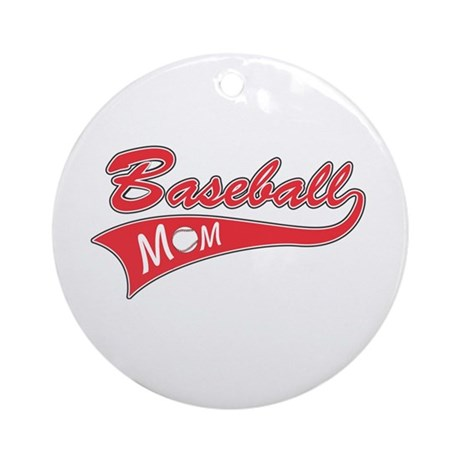 Super Mom / Mother's Day Ornament (Round)