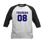 Trudeau 08 Kids Baseball Jersey