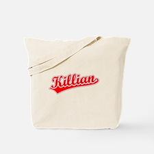 Retro Killian (Red) Tote Bag