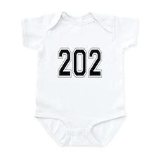 202 Infant Bodysuit