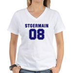 Stgermain 08 Women's V-Neck T-Shirt